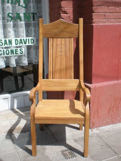 Patagonia Chair 1